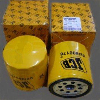 Filtru transmie - 120.7mm  pentru buldoexcavator  JCB 3CX 4CX Loadall