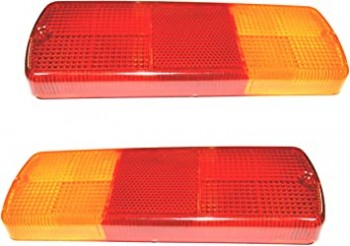 Geam - lentila far pentru buldoexcavator   JCB 3CX 4CX 1997-2001