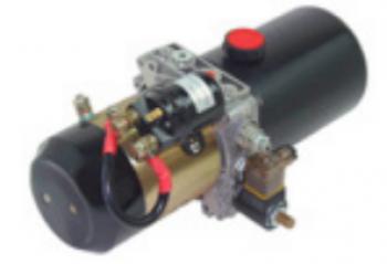 Grup motor electric cu pompa hidraulica pentru nacele marca Youngman