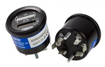Indicator Curtis tip 802 incarcare baterii