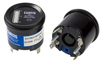 Indicator Curtis tip 901 incarcare baterii
