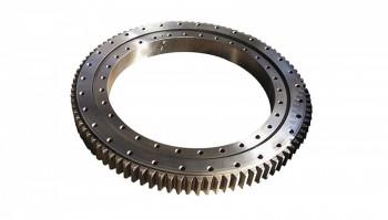 Pivot rotire - coroana dintata pentru macara Terex-Demag-AC80