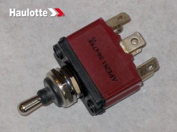 Intrerupator 2 pozitii nacela Haulotte HA 12 CJ+ , HA 120 P , HA 12/15 DX , HA 16/18 PX , HA 16/18 SPX , HA 20/26 PX , H 14/16 TPX