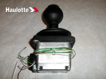 Joystick controler cu un singur ax pentru nacela foarfeca Haulotte