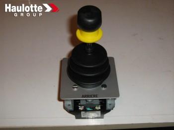 Joystick H800/960, H1150E, H1200D/versiunea ECE(97) pentru nacela foarfeca Haulotte