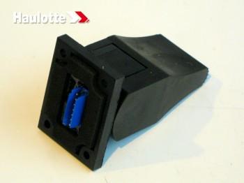 Joystick pentru pupitru de comanda principal nacela verticala Haulotte STAR 8/10 , STAR 8/10 AC