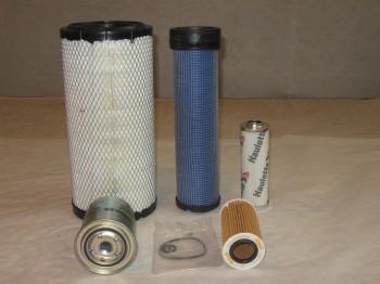 Kit filtre Perkins pentru incarcator telescopic HTL
