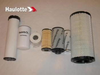 Kit filtru Perkins 1104D-44T pentru nacela Haulotte