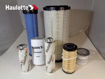 Kit filtru Perkins  pentru nacela Haulotte