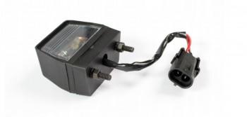 Lampa pentru placa de inmatriculare pentru buldoexcavator JCB 2CX 3CX 4CX Loadall Fastrac