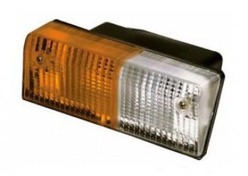 Lampa semnalizare fata tractor Fiat, partea dreapta