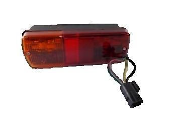 Lampa - spate pentru buldoexcavatoare  JCB 3CX 4CX 1997-2001