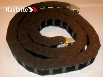 Lant portcablu pentru nacela articulata tip Haulotte