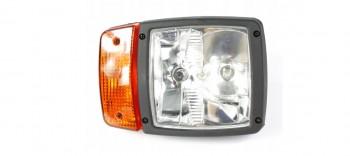 Lumina  indicatoare dreapta - pentru buldoexcavator JCB 3CX 4CX