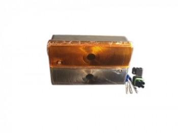 Lumina  indicatoare fata - pentru buldoexcavator JCB 3CX 4CX