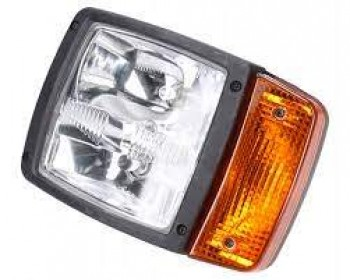 Lumina indicatoare - fata stanga pentru buldoexcavator JCB Loadall