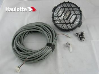 Lumini de lucru pentru nacela Haulotte Compact 12