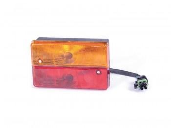 Lumini spate combinatie  pentru buldoexcavator JCB 3CX, 4CX Loadall