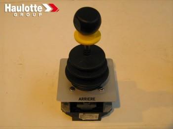 Maneta joystick 2035, 2052, 2565 pentru nacela foarfeca Haulotte