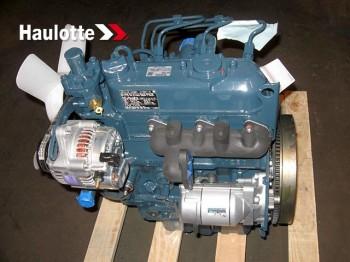 Motor diesel D1105 W1 pentru nacela foarfeca diesel Haulotte Compact 10DX, 12DX