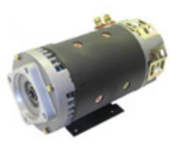 Motor electric 12–24 Vpentru nacele Genie