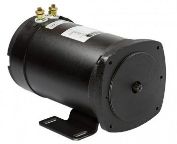 Motor electric 2, 1 PS pentru nacela