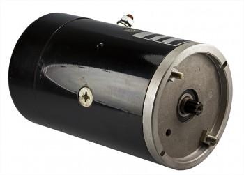 Motor electric pentru nacela