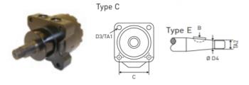 Motor hidraulicnaceleUpright