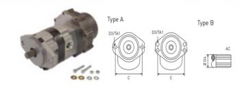 Motor hidraulic pentru nacele Snorkel