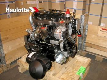Motor Perkins pentru incarcator telescopic Haulotte