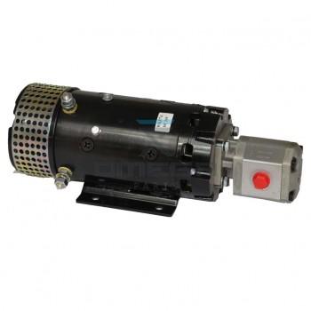 Motor + pompa nacela Upright - Snorkel