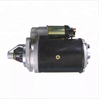 Motor starter 12V 2,8 KW  pentru buldoexcavator JCB 3CX 4CX