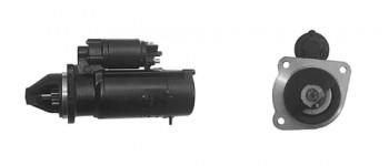 Motor starter  12V pentru buldoexcavator  JCB 3CX 4CX