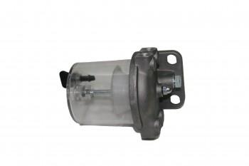 Pahar decantor filtru separator de combustibil pentru excavator JCB 2CX 3CX 4CX 801 802 803 8060 8080, Loadall.