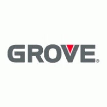 Picior stabilizator - brat telescopic pentru macara Grove-GMK5100