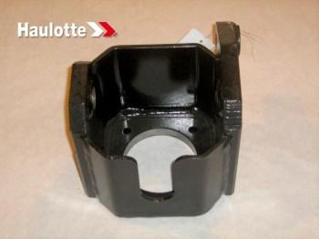 Pivot roata dreapta nacela foarfeca diesel Haulotte Compact DX / RTE