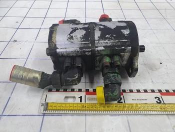 Pompa dubla autoamorsare macara Liebherr LTM 1060 - 2