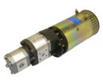 Pompa hidraulica 24DCV ptr nacele Haulotte