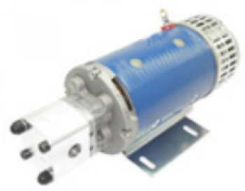 Pompa hidraulica 25DCV pentru nacelaSTAR10Haulotte