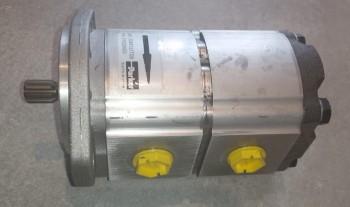Pompa hidraulica dubla, Parker 3349121T08
