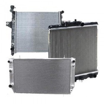 Radiator de racire aer - Intercooler pentru macara Terex-Demag-AC120