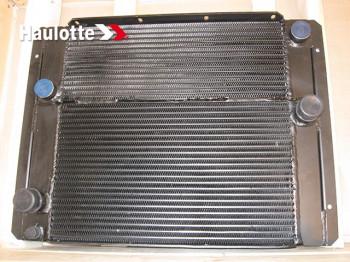 Radiator racire apa pentru incarcator telescopic Haulotte HTL 4014 - 4017