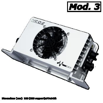Redresor baterii tractiune NEOS 24V/30A, IP67