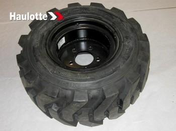 Roata dreapta pentru nacela foarfeca diesel Haulotte Compact DX