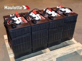 Set4 baterii US BatteryHaulotte 310AH