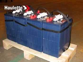 Set 4 baterii US Battery Haulotte 340AH