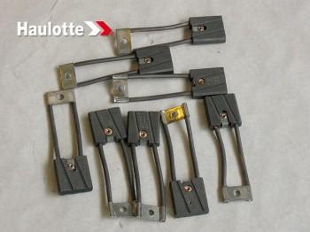 Set carbuni pentru nacela verticala Haulotte HM10P / Haulotte Star