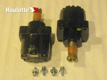 Set hidromotoare nacela foarfeca electrica Haulotte Compact
