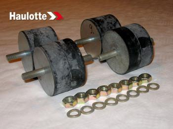 Set motor silentbloc nacela Haulotte