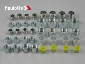 Set nipluri hidraulice pentru nacele Haulotte